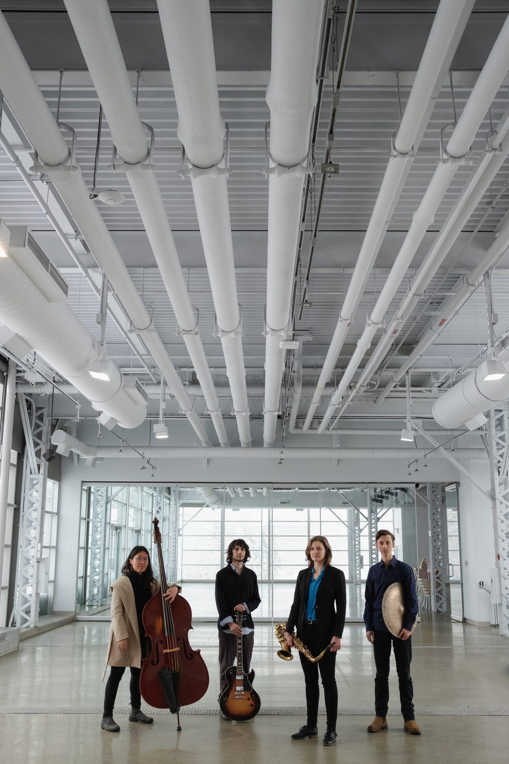 Claire Devlin Quartet @ L'OFF Festival de Jazz de Montréal 2020