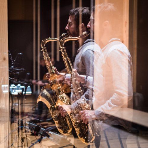 Concert OFF JAZZ : Gabriel Genest Quintet : Lancement de l'album Triptyque