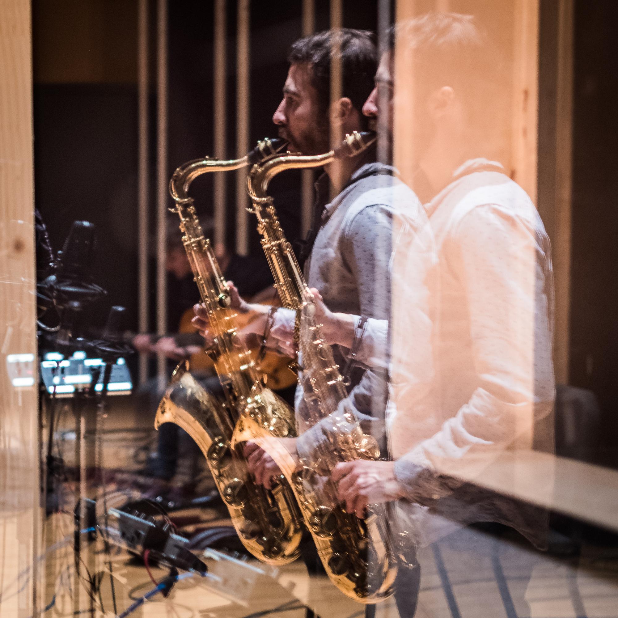 Gabriel Genest Quintet : Lancement de l'album Triptyque @ L'OFF Festival de Jazz de Montréal 2020