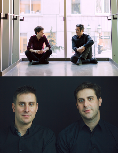 Concert OFF JAZZ : PLATEAU DOUBLE : Gentiane MG & Frank Lozano︱ The Doxas Brothers
