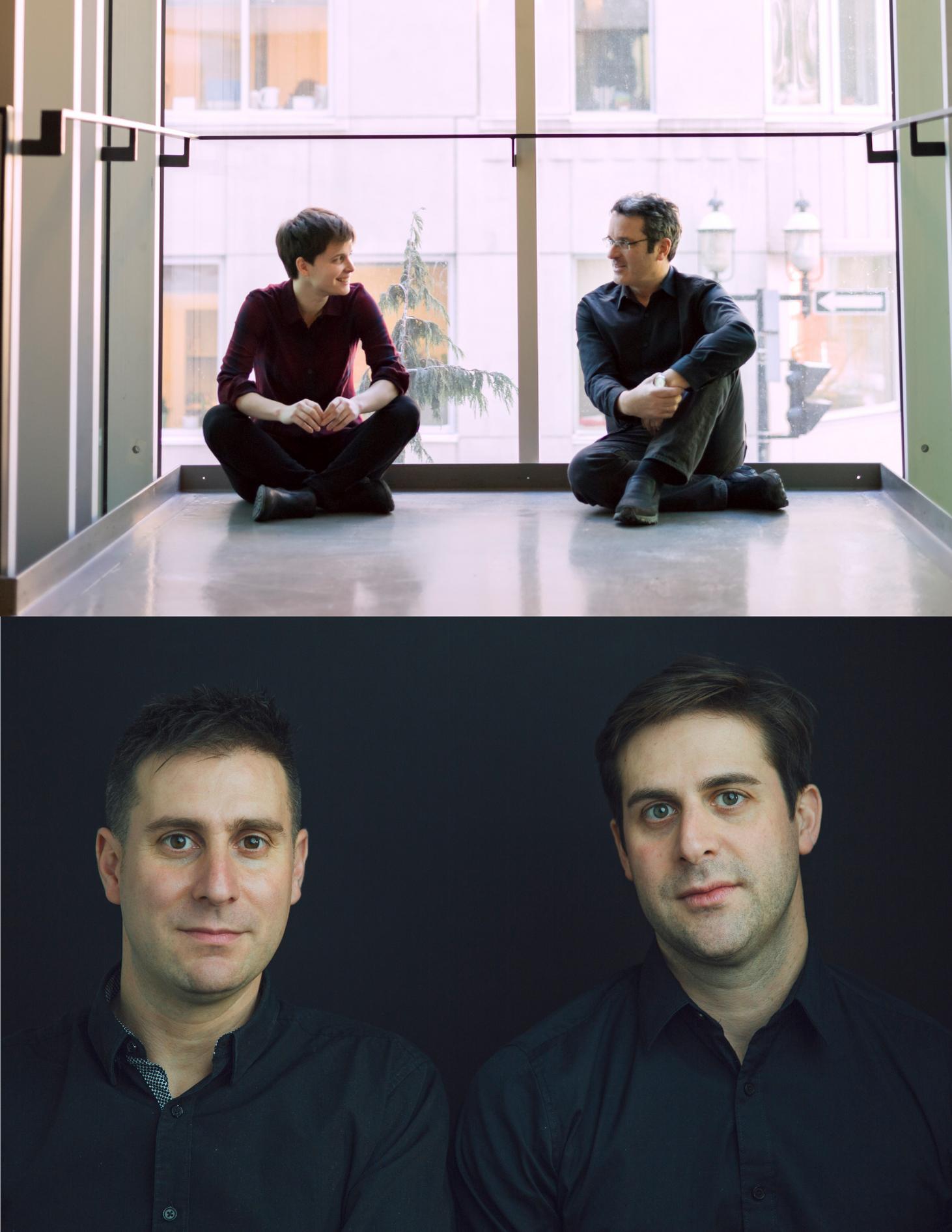 PLATEAU DOUBLE : Gentiane MG & Frank Lozano︱ The Doxas Brothers @ L'OFF Festival de Jazz de Montréal 2020