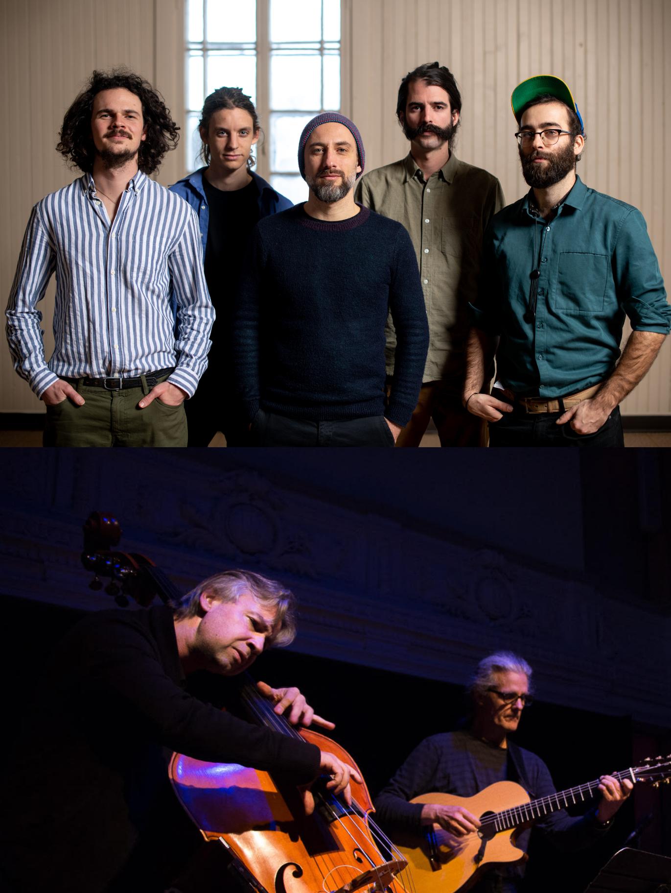 Plateau Double : L'Oumigmag︱Frédéric Alarie & Sylvain Provost @ L'OFF Festival de Jazz de Montréal 2020