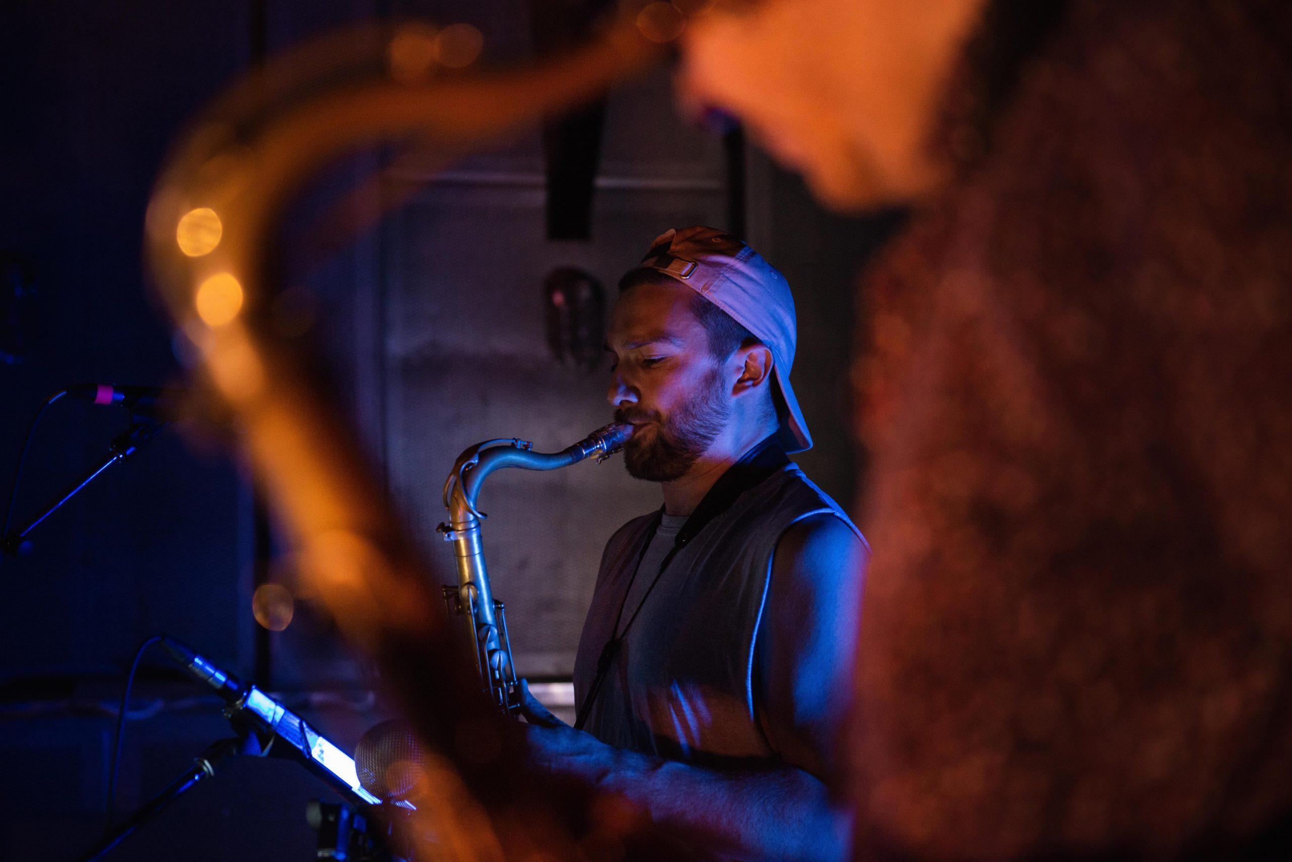 Julien Fillion @ L'OFF Festival de Jazz de Montréal 2020