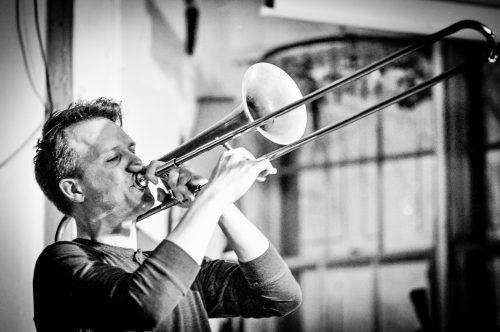 Concert OFF JAZZ : Scott Thomson : Solos de trombone à heures indues