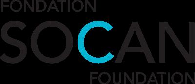 Fondation SOCAN Foundation - Partenaire de l'OFF Festival de Jazz 2020