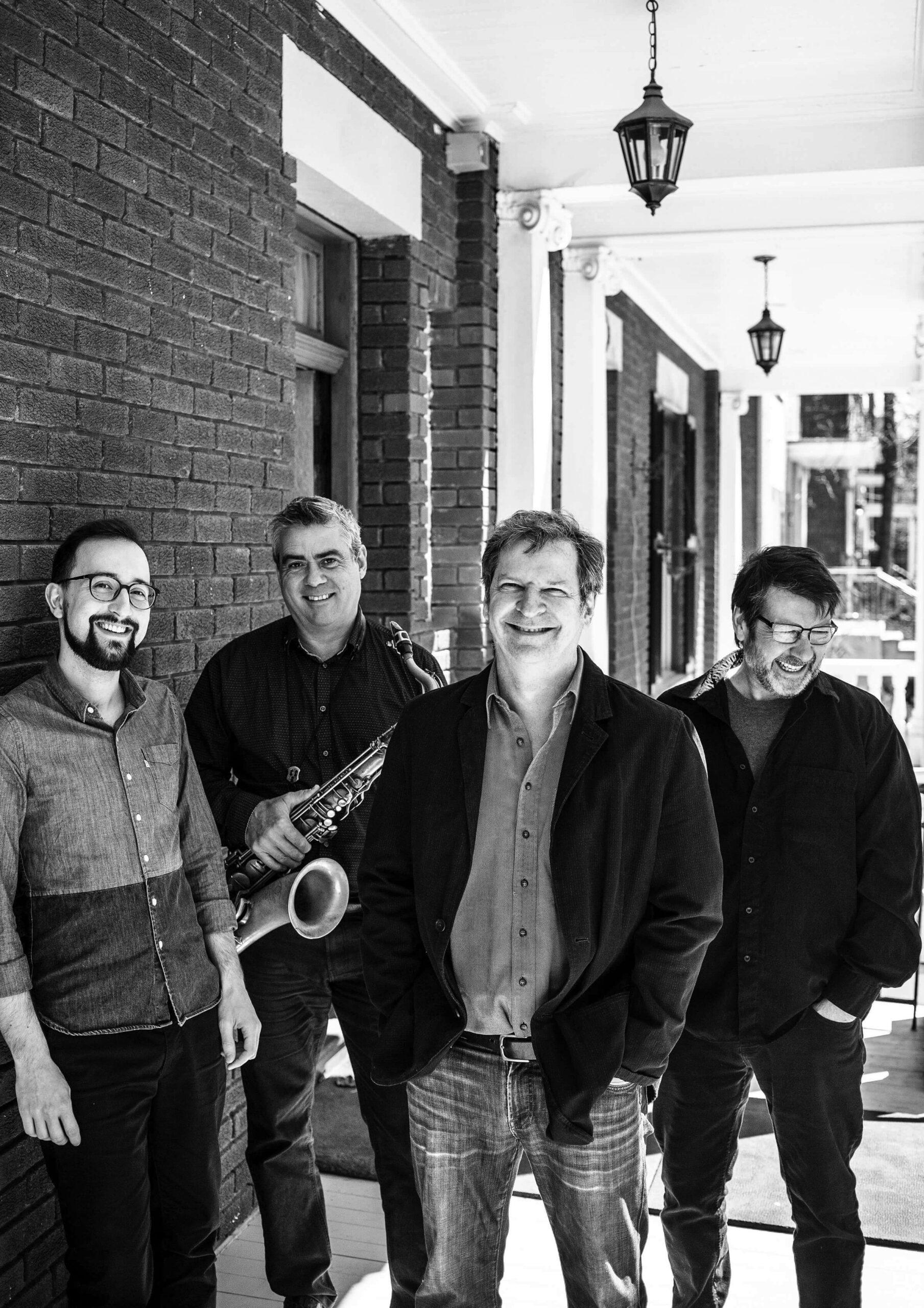 François Bourassa Quartet @ L'OFF Festival de Jazz de Montréal 2020